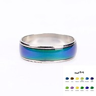 Ring Daily / Casual / Sports Jewelry Alloy / Enamel Women Band Rings6 / 7 / 8 / 9 / 10
