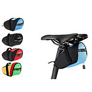 ROSWHEEL bicicleta bolsas de sela ao ar livre sacos de ciclismo bicicleta sela coloridos (cores sortidas)