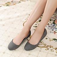 Γυναικεία παπούτσια - Μπαλαρίνες - Γραφείο & Δουλειά / Φόρεμα / Καθημερινά - Επίπεδο Τακούνι - Στρογγυλή Μύτη / Κλειστή Μύτη - Φλις -