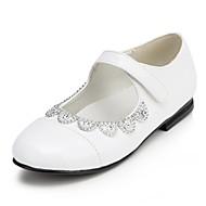 Girl's Shoes Wedding Shoes Comfort Flats Wedding Black/White
