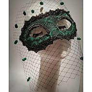 Masques Casque Occasion spéciale Dentelle/Tulle Femme Occasion spéciale