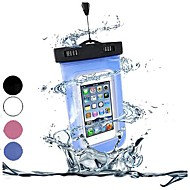 PVC Waterproof Mobile Phone Case for Fishing Swimming and Outdoor Sports(Assorted Color)