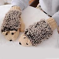 Women Faux Fur/Knitwear Gloves , Vintage/Cute/Party/Work/Casual
