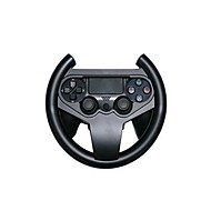 Steering Racing Wheel Joypad Grip for Sony PS4 Bluetooth Controller Racing Game