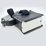 "3d bril colorcross universele google virtual reality 3d video bril voor 4 ~ 7 ""smartphones oculus"