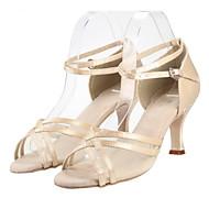Scarpe da ballo - Non personalizzabile - Donna - Tipo di scarpe / Latinoamericano / Salsa - Stiletto - Satin