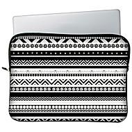 "Huado® 13""15"" Bohemian Vintage Stripe Pattern Laptop Sleeve Case"