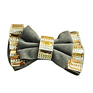 poron bowknot dekorative aksenter for sko 1 stk
