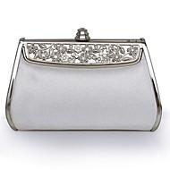 mariage en cuir / embrayages pour les occasions spéciales / sacs à main de soirée avec du métal