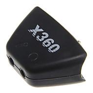 dupla fone de ouvido conversor microfone de fone de ouvido para Xbox 360 com caixa de embalagem