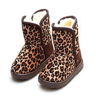 Girl's Shoes Snow Boots Flat Heel Mid-calf Boots More Colors available