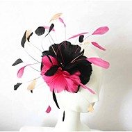 Women's Feather Headpiece - Wedding/Special Occasion Fascinators