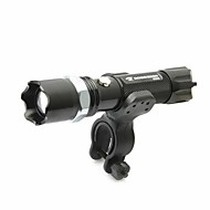 Lights LED Flashlights/Torch / Headlamps / Bike Lights / HID Flashlights/Torch / Handheld Flashlights/Torch / Flashlight Kits LED Lumens 5