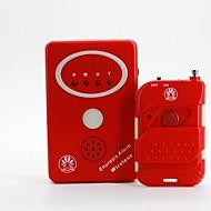 F-Star High Sensitivity Enuresis Alarm Red