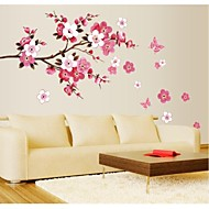 JiuBai® Flower Tree Wall Sticker Wall Decal