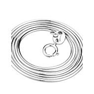 Women's 925 Silver High Quality Handwork Elegant Necklace