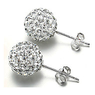 XSJ Women's 925 Silver High Quality Handwork Elegant Earrings
