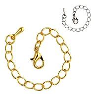 accessori collana a catena in lega (1pc) (2 colori)