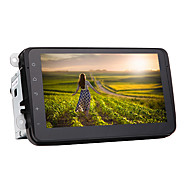 "8 ""2 din android 4.4.4 multi-touch capacitivo vw lettore DVD universale con bluetooth, canbus, gps, 3G, WiFi, iPod, SWC, atv"