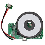 Professional QI Wireless Charger PCBA Circuit Board w/ Wireless Charging Coil Accessory for DIY