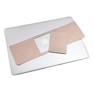 "Golden Color Metal Wrist Rest Protective Film and Touch Panel Membrane for 13.3""/15.4"" MacBook Pro"