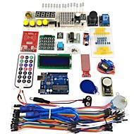 KIT de aprendizaje Arduino con llaves RFID