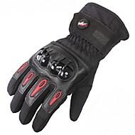 pro-biker ™ vinter varme vindtett vanntett beskyttende fulle finger racing sykkel hanske motorsykkel hansker