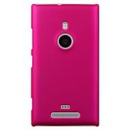 のために Nokiakケース つや消し ケース バックカバー ケース ソリッドカラー ハード PC Nokia Nokia Lumia 925