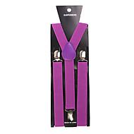 ljubičasta čvrsta najlonska suspender