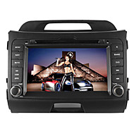 17,8 εκ - 800 x 480 - 2 Din - Car DVD Player