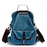 Women's Blue Crossbody Bag Tote Backpack