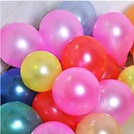7 inches parel ballon - 200 stuks (meer kleuren)