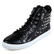 Men's Spring / Summer / Fall / Winter Closed Toe Suede Casual Flat Heel Sneaker