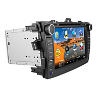 "CHTECHI-8"" 2 Din Touch Screen LCD Car DVD Player For Toyota corolla 2007-2013 With Bluetooth,GPS,iPod,Radio,ATV"