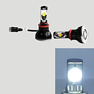 2pcs 24w 5000k h11 Bright LED phares de voiture