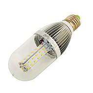 10W E26/E27 LED corn žárovky T 54 SMD 2835 850 lm Teplá bílá / Přirozená bílá Ozdobné DC 12 V