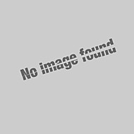 Modern Glass Pendant Light in Round Red Bubble Design