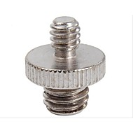 POPLAR 1/4' & 3/8' Male & Female Threaded Screw Adapter Thread Screw Adapter and Screw Converter for Tripod/ Monopod