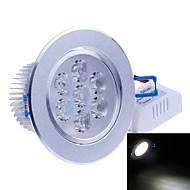 LED Ceiling Lights Recessed Retrofit 7PCS Integrate LED 700-750 lm Cool White Decorative AC 85-265 V