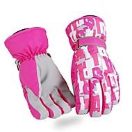 parent-enfant thermique fashional étanche&gants de ski coupe-vent