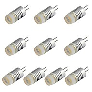 G4 1.5 W 1 High Power LED 120 LM Cool White Decorative Bi-pin Lights DC 12 V