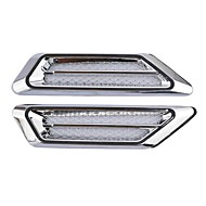 Car Air Filter, Air Exhaust Outlet Decoration,Fashion and Beautiful(a pair)