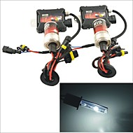 Carking™ 12V 35W H1 6000K White Light HID Xenon Kit