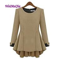 WeiMeiJia® Women's Loose Plus Size Bottoming Shirt
