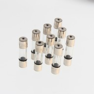 5X20 Glass Fuse 10A 250V (50 Pcs)