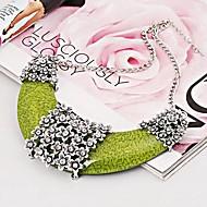 collana della lega dei fiori dell'annata delle donne