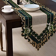 1 Polyester Rectangular Table Runners