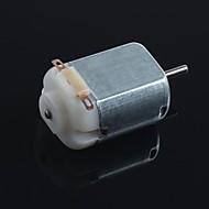 dc hračka motorové kutilství drobná výroba motorových 3V-6V čtyřkolová motorová mikro motoru náměstí