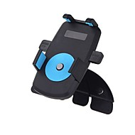 universell bil cd-spor monteringsbrakett holder for iphone mobiltelefon gps 361 graders dreibar