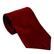 crvena kravata obrazac